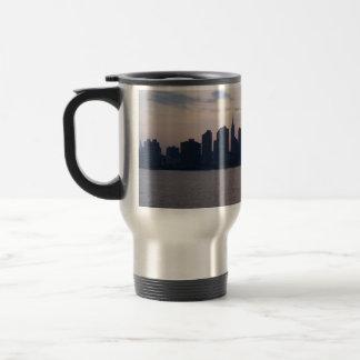 NYC-horisont - travel mug Resemugg