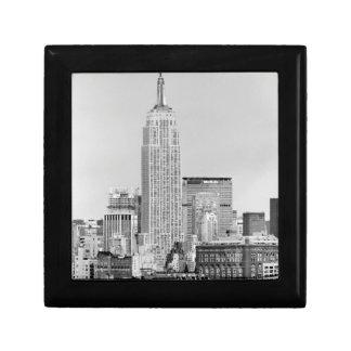 NYC-horisontdropp Presentskrin