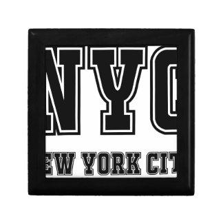 NYC New York City Smyckeskrin