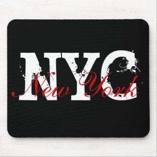 NYC New York Mousepad Musmatta