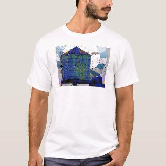 NYC-vatten står hög #3 T-shirts