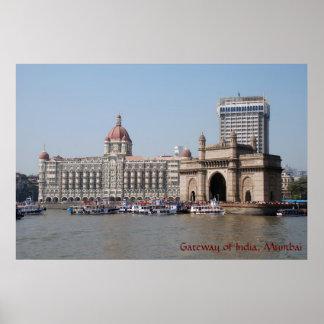 Nyckel av Indien Poster