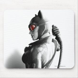Nyckel- konst för Catwoman Musmatta