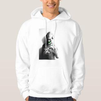 Nyckel- konst för Joker Sweatshirt Med Luva