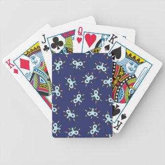 nyckel- leka kort för vind-uppleksak spelkort