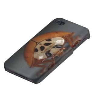 Nyckelpiga iPhone 4 Skydd