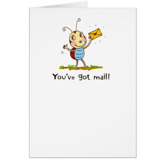 Nyckelpigan postar OBS kort