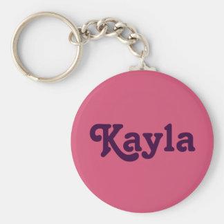 Nyckelring Kayla