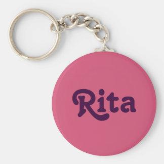 Nyckelring Rita