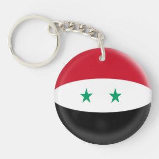 NyckelringSyrien syriansk flagga