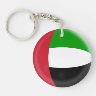 NyckelringUnited Arab Emirates flagga
