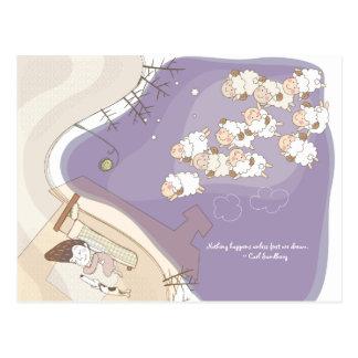 Nyckfull Dreamscape 3 vykort