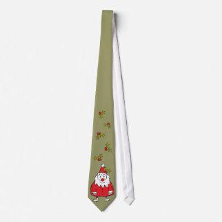 Nyckfull Santa tie Slips