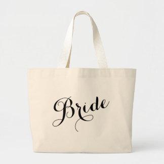Nyckfullt skriva bruden Bachelorette som totot Jumbo Tygkasse