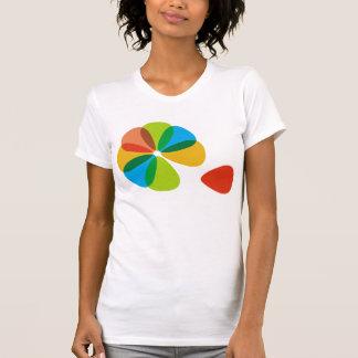 NYGF-kvinna Racerback T-tröja Tee