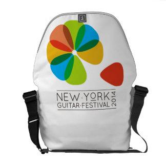 NYGF-messenger bag 2014 Kurir Väska
