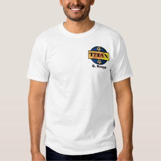 Nyheterna för jätte 4 t-shirts