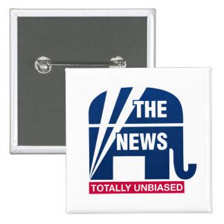 Nyheterna:  Totalt fördomsfritt Standard Kanpp Fyrkantig 5.1 Cm