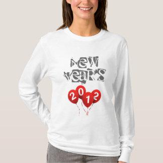 Nytt år 2012 t-shirts
