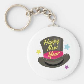 Nytt år nyckel ring