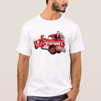 Nytt avfyra tee shirt