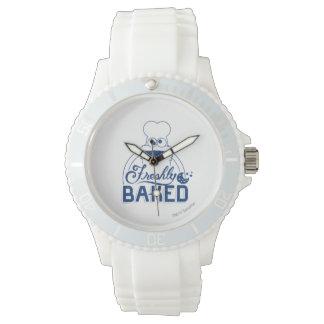 Nytt bakat armbandsur
