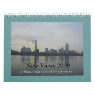 Nytt beskådar 2009, en kalender från ruth