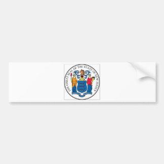 Nytt - den statliga jerseyen förseglar bildekal