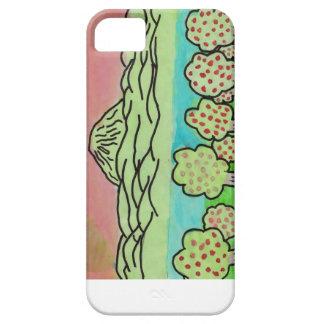 Nytt fodral för iPhone 5: Fruktträdgård iPhone 5 Fodral
