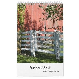 Nytt! Lantgård & fält av Preble County Ohio foto Kalender
