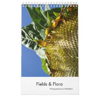 Nytt! Lantgård-, fält- & floralandfotografi Kalender