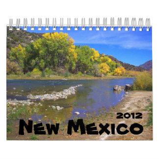 Nytt - mexico landskap 2012 kalender