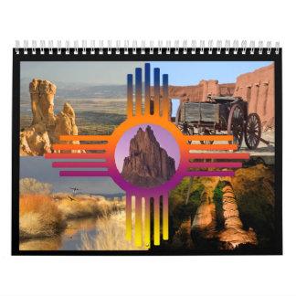 Nytt - mexico (och ställenväster) kalender