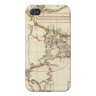 Nytt S Wales, Skåpbil Diemens Landa iPhone 4 Skydd