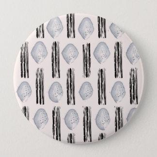 Nytt shoppa in: Ny abstrakt konstankomst Stor Knapp Rund 10.2 Cm
