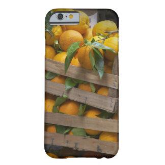nytt valda orangar barely there iPhone 6 skal
