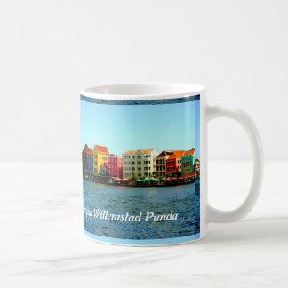 Ö av den Curacao designen vid Admiro Kaffemugg