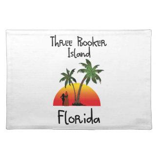 Ö Florida för tre Rooker Bordstablett