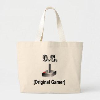 O.G. Original- Gamer Jumbo Tygkasse