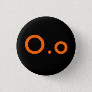 O.o knäppas mini knapp rund 3.2 cm