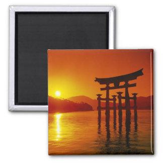 O-Torii grind, Itsukushima relikskrin, Miyajima,