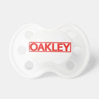 Oakley frimärke napp