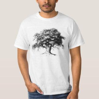 Oakträd Tee Shirts