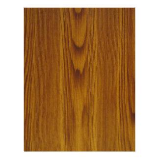 oakwoodgrain brevhuvud