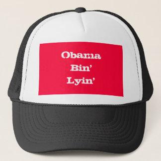 Obama Bin Lyin Truckerkeps