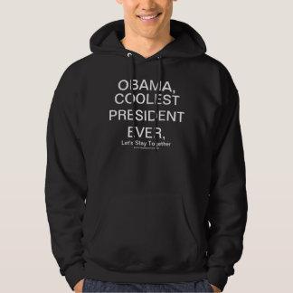 Obama den kallaste presidenten någonsin, l5At oss Munkjacka