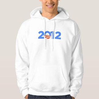 Obama Hoodie 2012