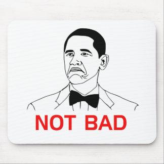 Obama - inte dåliga mus mattor