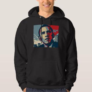 """Obama """"JA KAN VI"""" hoodien Hoodie"""