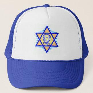 Obama judisk hatt keps